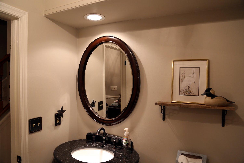Bathroom Renovation Electrician