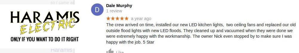 Haramis Electric Review