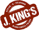 J. Kings Steak & Seafood Restaurant Logo