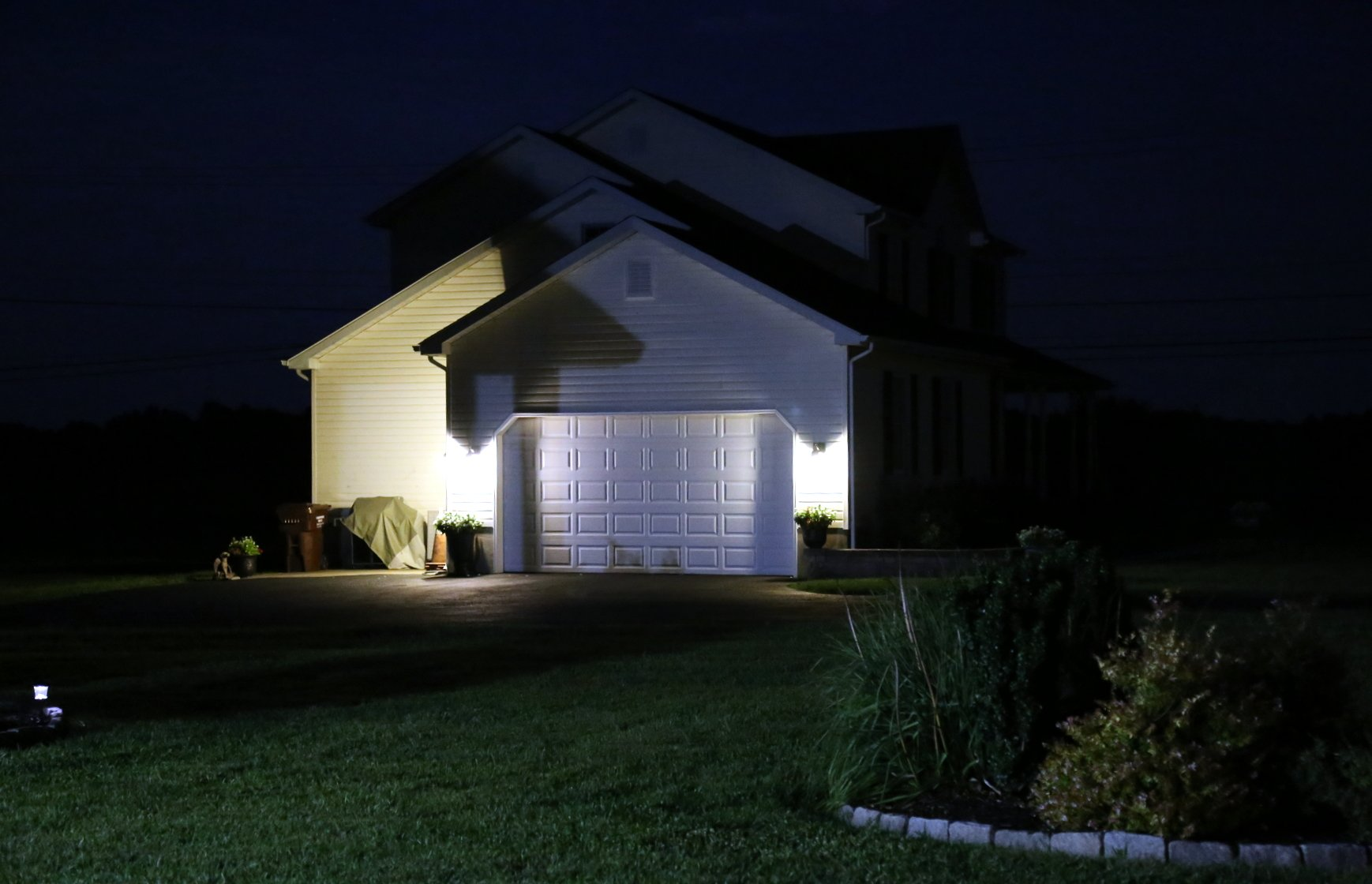 Outdoor Lighting Crofton