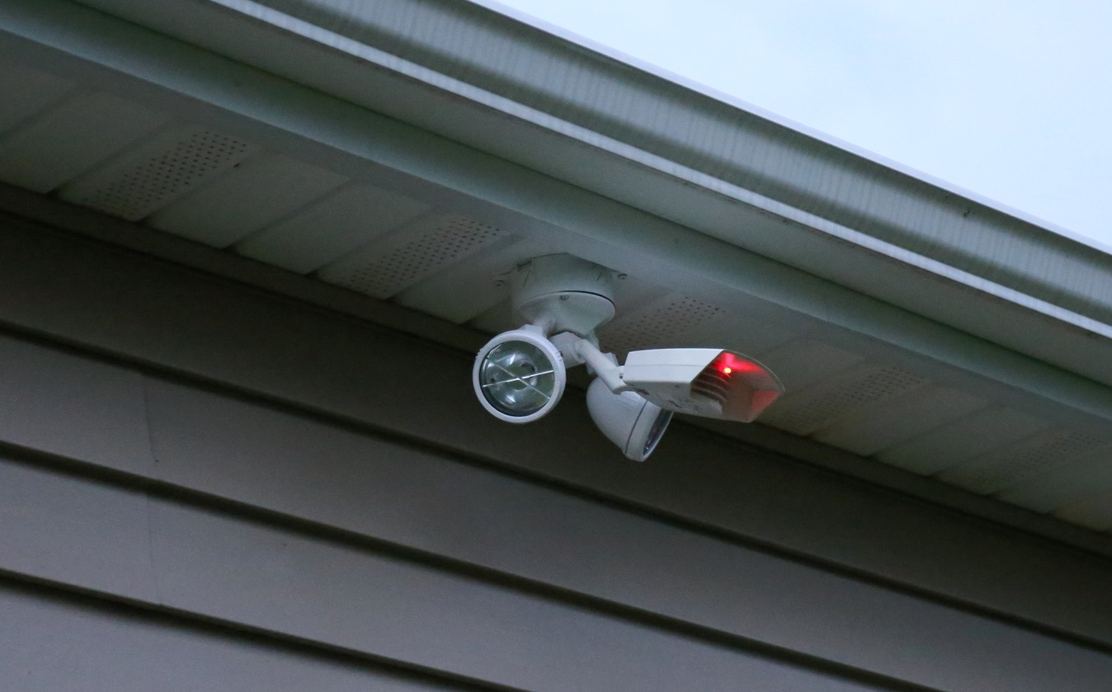 Crofont electricians Outdoor lighting