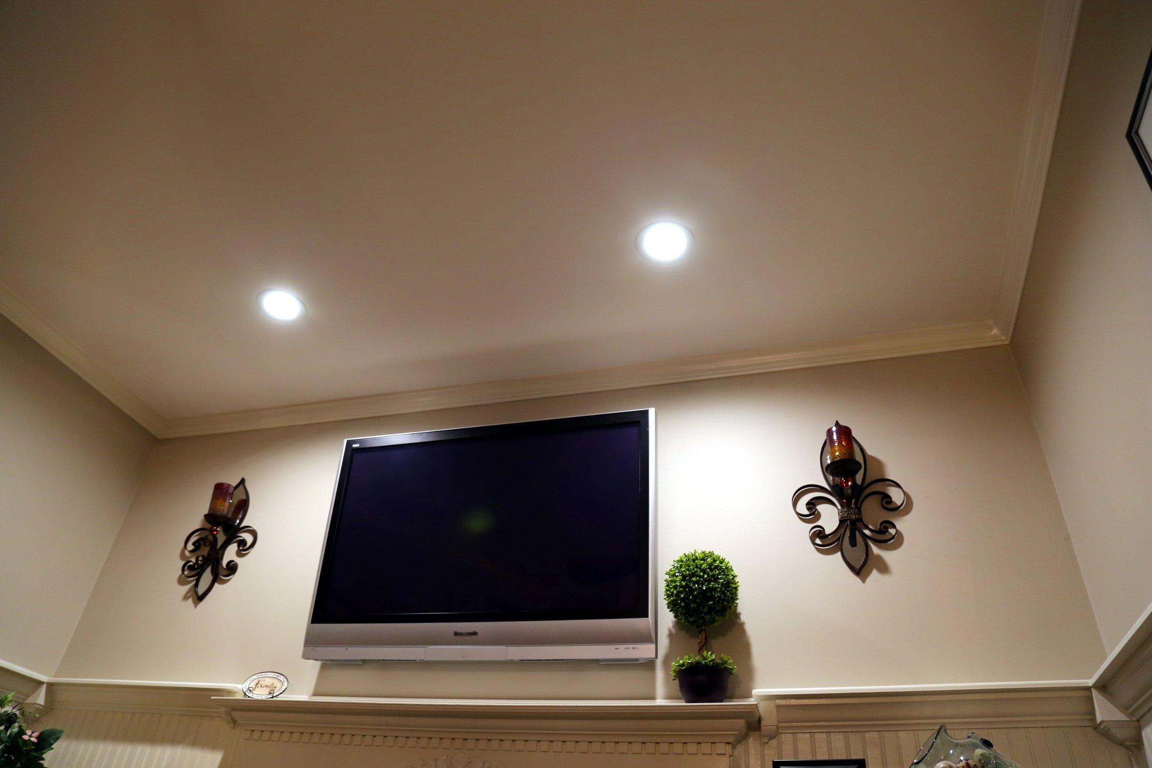 TV room electrician in Crofton