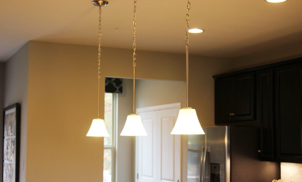 Electricians Crofton Kitchen Lighting