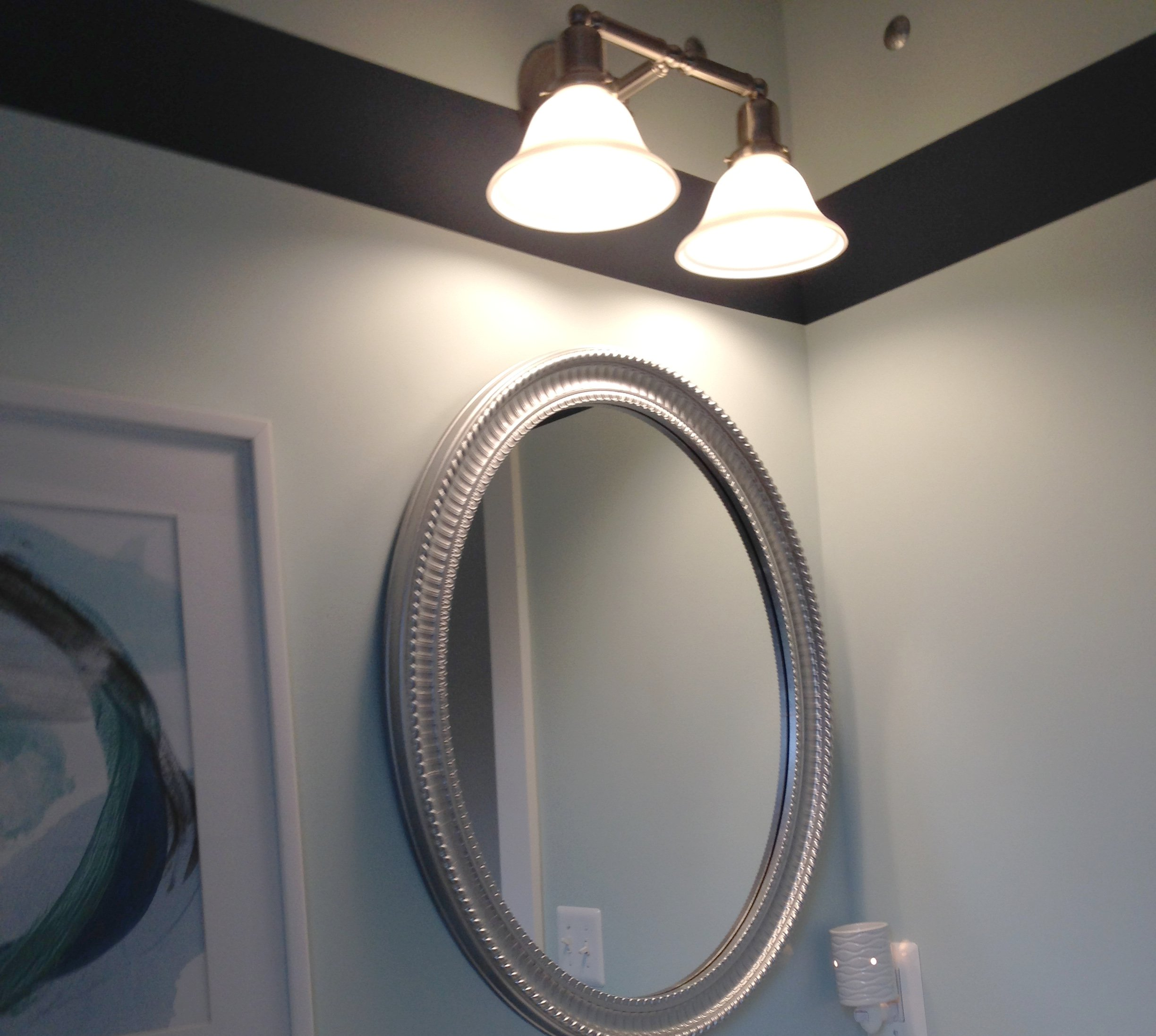 Bathroom Remodel with Crofton Electrician