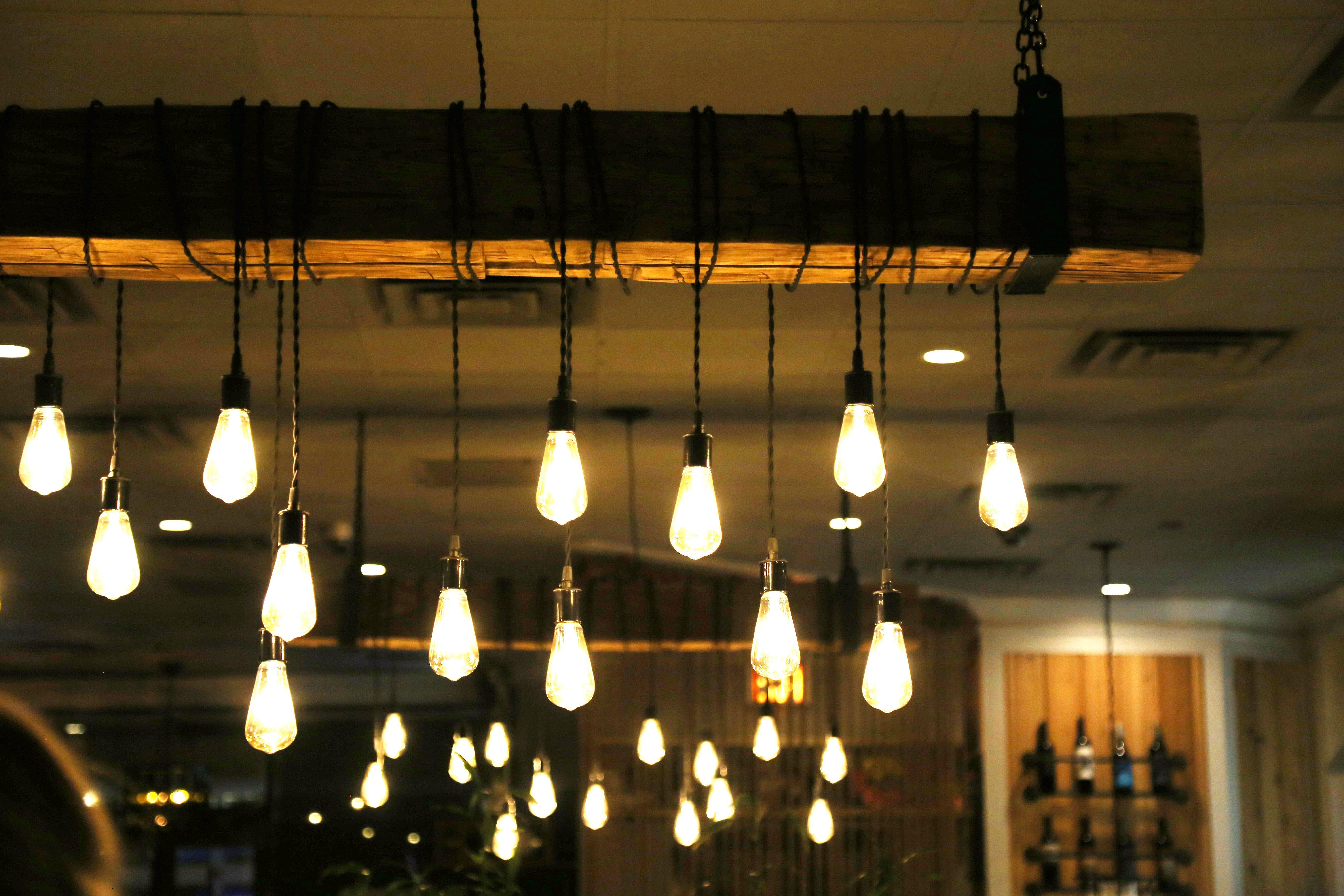 Restaurant lighting Crofton Maryland