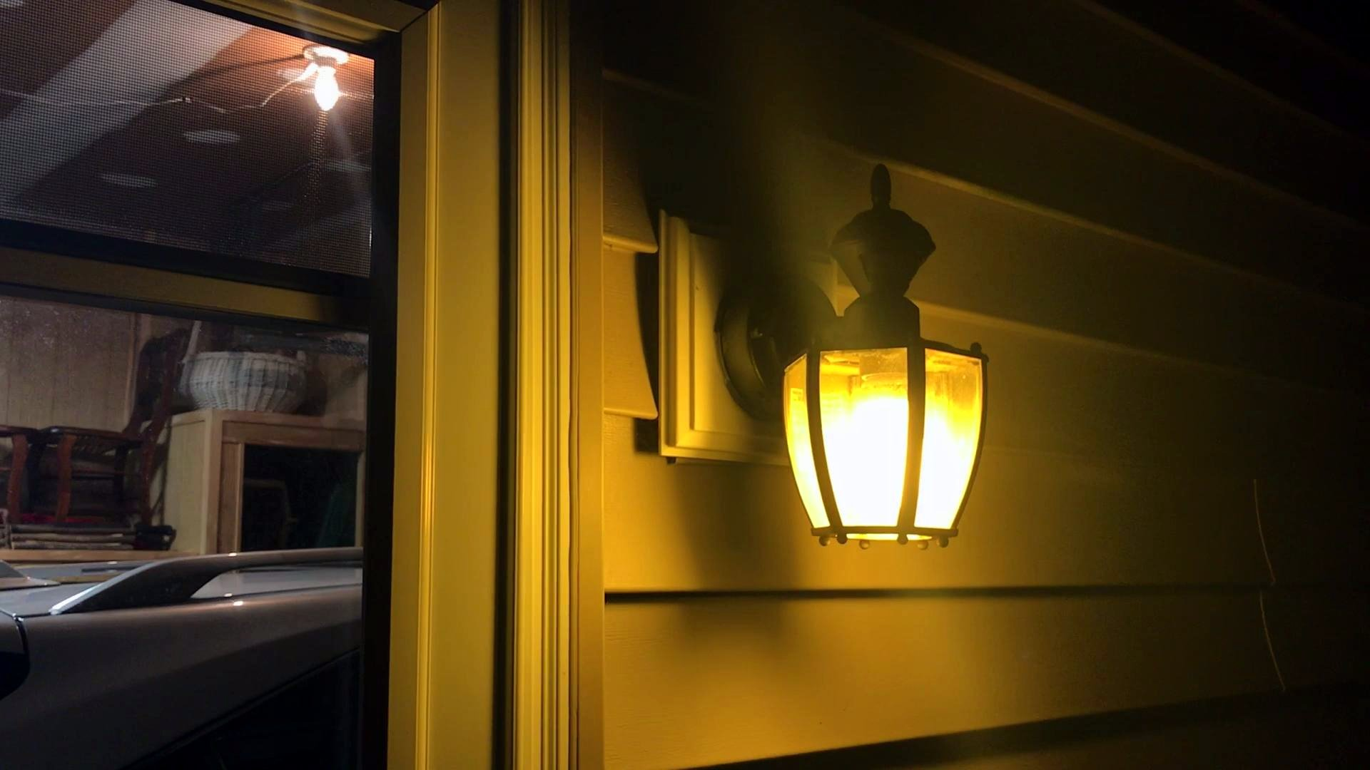 Electricians Bowie Lighting Outlets Garage and entryway