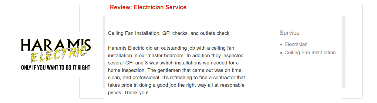 Electricians Broadneck