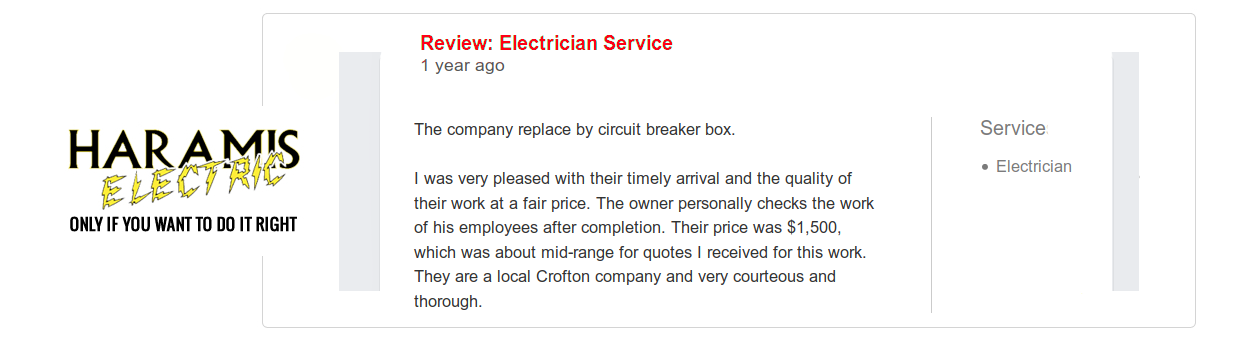 AA County Electricians