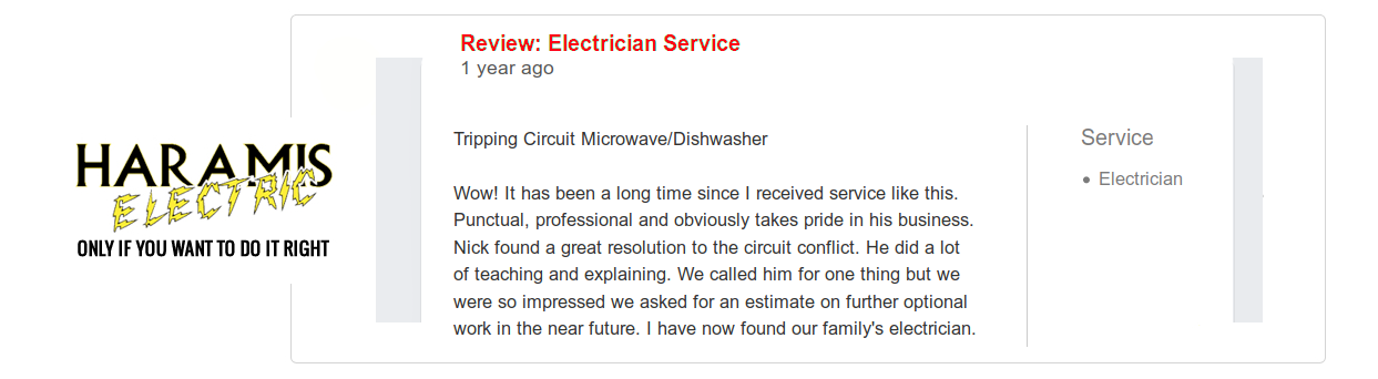 Electricians Riva MD 21140