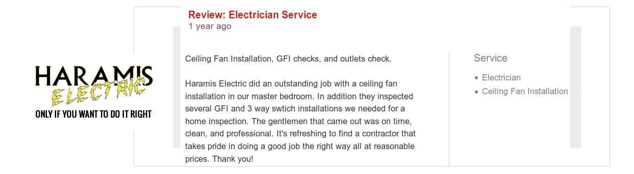 Electricians St Margarets MD 21409